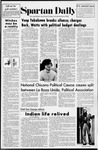 Spartan Daily, April 25, 1972 by San Jose State University, School of Journalism and Mass Communications