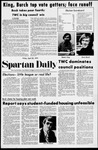 Spartan Daily, April 28, 1972 by San Jose State University, School of Journalism and Mass Communications