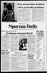 Spartan Daily, May 1, 1972 by San Jose State University, School of Journalism and Mass Communications