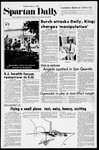 Spartan Daily, May 2, 1972 by San Jose State University, School of Journalism and Mass Communications