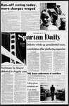 Spartan Daily, May 3, 1972 by San Jose State University, School of Journalism and Mass Communications