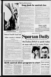 Spartan Daily, May 8, 1972 by San Jose State University, School of Journalism and Mass Communications
