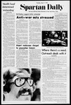 Spartan Daily, May 9, 1972 by San Jose State University, School of Journalism and Mass Communications
