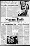Spartan Daily, May 10, 1972 by San Jose State University, School of Journalism and Mass Communications