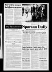 Spartan Daily, May 11, 1972 by San Jose State University, School of Journalism and Mass Communications