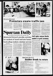 Spartan Daily, May 12, 1972 by San Jose State University, School of Journalism and Mass Communications