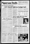 Spartan Daily, May 17, 1972 by San Jose State University, School of Journalism and Mass Communications