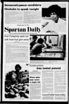 Spartan Daily, May 18, 1972 by San Jose State University, School of Journalism and Mass Communications