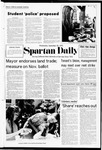 Spartan Daily, September 20, 1972 by San Jose State University, School of Journalism and Mass Communications