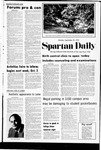 Spartan Daily, September 25, 1972 by San Jose State University, School of Journalism and Mass Communications