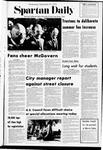Spartan Daily, September 27, 1972