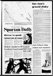 Spartan Daily, October 4, 1972 by San Jose State University, School of Journalism and Mass Communications