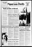Spartan Daily, October 5, 1972 by San Jose State University, School of Journalism and Mass Communications