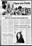 Spartan Daily, October 6, 1972 by San Jose State University, School of Journalism and Mass Communications