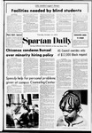 Spartan Daily, October 12, 1972 by San Jose State University, School of Journalism and Mass Communications
