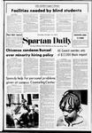 Spartan Daily, October 12, 1972