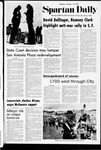 Spartan Daily, October 16, 1972 by San Jose State University, School of Journalism and Mass Communications