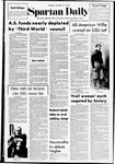 Spartan Daily, October 17, 1972 by San Jose State University, School of Journalism and Mass Communications