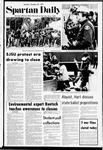 Spartan Daily, October 30, 1972