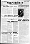 Spartan Daily, November 2, 1972 by San Jose State University, School of Journalism and Mass Communications