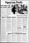 Spartan Daily, November 6, 1972