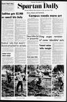 Spartan Daily, November 9, 1972
