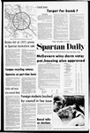 Spartan Daily, November 10, 1972 by San Jose State University, School of Journalism and Mass Communications