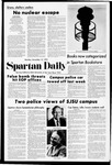 Spartan Daily, November 13, 1972 by San Jose State University, School of Journalism and Mass Communications