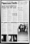 Spartan Daily, November 14, 1972