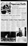 Spartan Daily, November 15, 1972 by San Jose State University, School of Journalism and Mass Communications