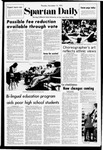 Spartan Daily, November 16, 1972 by San Jose State University, School of Journalism and Mass Communications