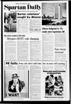 Spartan Daily, November 20, 1972 by San Jose State University, School of Journalism and Mass Communications