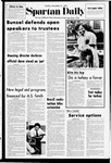 Spartan Daily, November 21, 1972 by San Jose State University, School of Journalism and Mass Communications