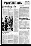 Spartan Daily, November 28, 1972 by San Jose State University, School of Journalism and Mass Communications