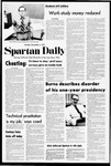 Spartan Daily, December 4, 1972 by San Jose State University, School of Journalism and Mass Communications