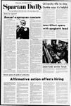 Spartan Daily, December 6, 1972 by San Jose State University, School of Journalism and Mass Communications