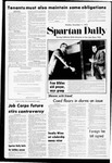 Spartan Daily, December 11, 1972 by San Jose State University, School of Journalism and Mass Communications