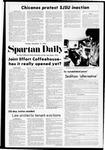 Spartan Daily, December 12, 1972