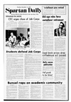 Spartan Daily, December 14, 1972 by San Jose State University, School of Journalism and Mass Communications