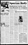 Spartan Daily, February 5, 1973 by San Jose State University, School of Journalism and Mass Communications
