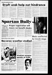 Spartan Daily, February 12, 1973 by San Jose State University, School of Journalism and Mass Communications