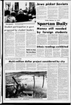 Spartan Daily, February 16, 1973 by San Jose State University, School of Journalism and Mass Communications