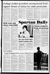 Spartan Daily, February 21, 1973 by San Jose State University, School of Journalism and Mass Communications