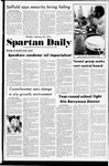 Spartan Daily, February 26, 1973 by San Jose State University, School of Journalism and Mass Communications