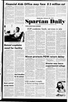 Spartan Daily, February 28, 1973 by San Jose State University, School of Journalism and Mass Communications