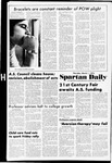 Spartan Daily, March 1, 1973 by San Jose State University, School of Journalism and Mass Communications