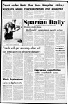 Spartan Daily, March 2, 1973 by San Jose State University, School of Journalism and Mass Communications