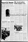 Spartan Daily, March 26, 1973