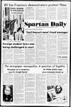 Spartan Daily, April 3, 1973
