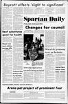 Spartan Daily, April 5, 1973